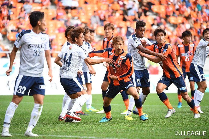 長野vs鹿児島