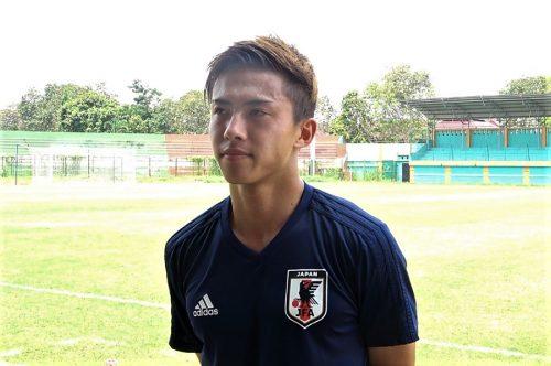 初戦は途中出場から1得点、安部裕葵「全試合勝とうとしている」/AFC U-19選手権
