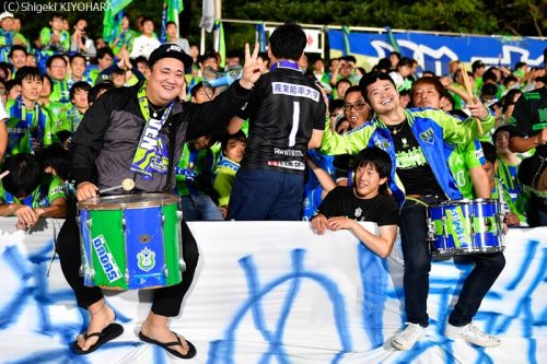 YBC Levain 貅匁アコ蜍・nd 20181014 Shonan vs Kashiwa Kiyohara31(s)