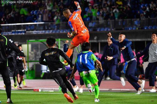 YBC Levain 貅匁アコ蜍・nd 20181014 Shonan vs Kashiwa Kiyohara24(s)