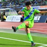 YBC Levain 貅匁アコ蜍・nd 20181014 Shonan vs Kashiwa Kiyohara41(s)