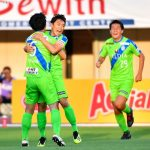 YBC Levain 貅匁アコ蜍・nd 20181014 Shonan vs Kashiwa Kiyohara3(s)