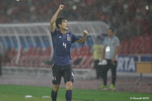 ●アジア制覇まであと2つ…見据える先に東京五輪とW杯(橋岡大樹/浦和レッズ)