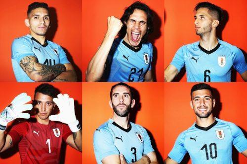 ●森保ジャパンと激突! FIFAランク5位の強豪・ウルグアイ代表全22選手を紹介!