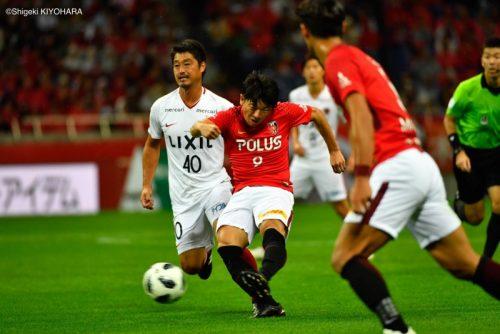 (s)J1 20181020 Urawa vs Kashima Kiyohara10