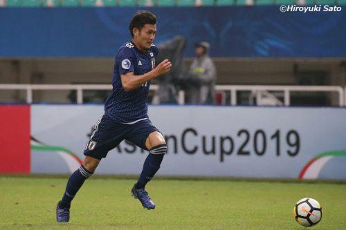 「勝負を決める選手に」…田川亨介、今大会初得点は「次につながる」/AFC U-19選手権