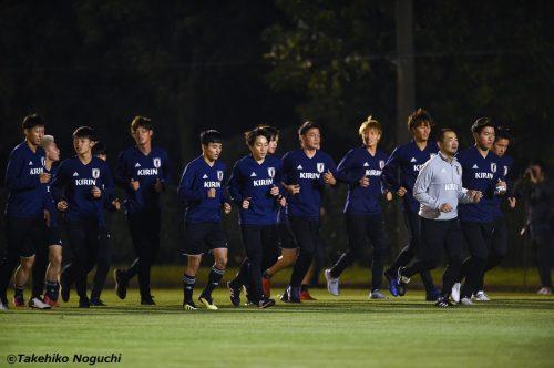 東京五輪世代、23名でUAE遠征 久保や三好、伊藤、杉岡ら全選手をおさらい!