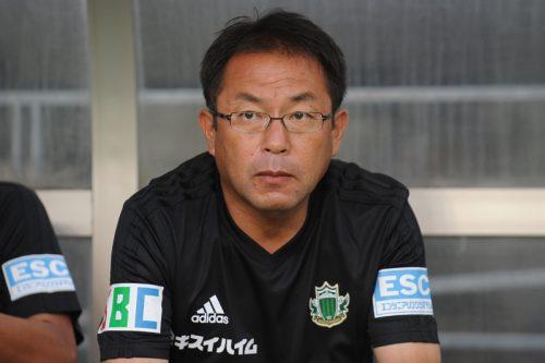 J2初制覇の松本、反町康治監督が来季も指揮「J1の舞台、チャレンジ精神を持って」
