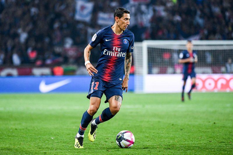 ディ・マリア、PSGと21年まで契約延長…加入後150戦、57得点58アシスト