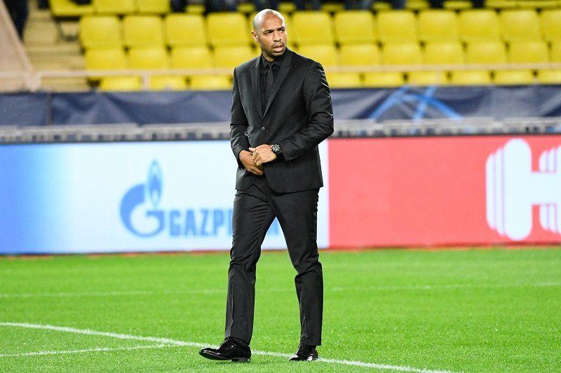 モナコのアンリ監督がPSG戦に向け意気込み「簡単な試合にはならない」