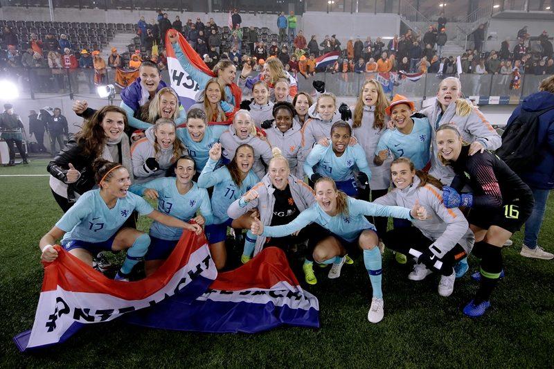 オランダ女子代表