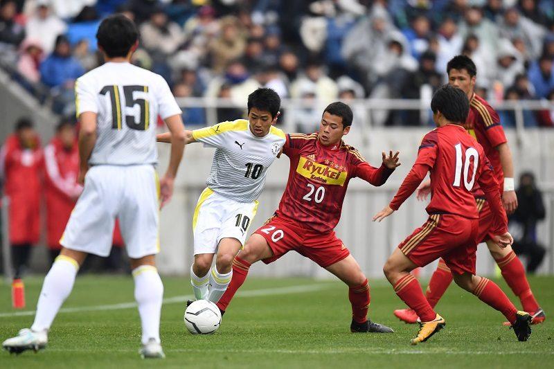 第97回全国高校サッカー選手権の全出場校が決定 組み合わせ抽選会は19