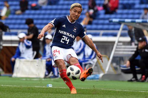 ●山中亮輔が日本代表初選出! リーグ戦での活躍をチェックしよう