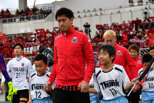 J1 20181110 Sapporo vs Urawa Kiyohara2(S)