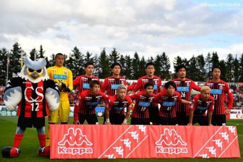 J1 20181110 Sapporo vs Urawa Kiyohara3(S)