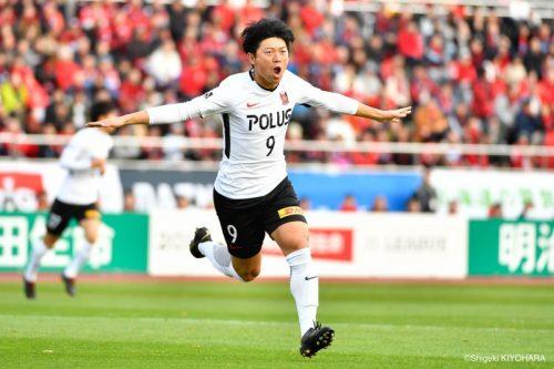 J1 20181110 Sapporo vs Urawa Kiyohara6(S)