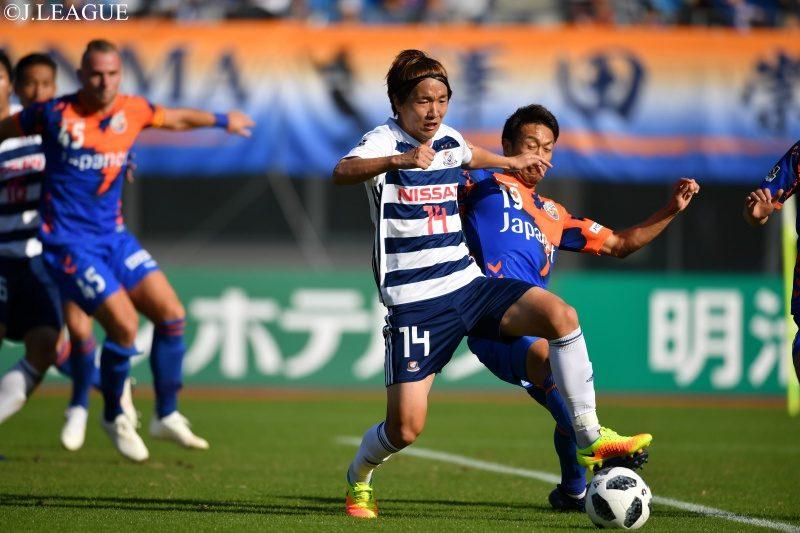 長崎VS横浜FM