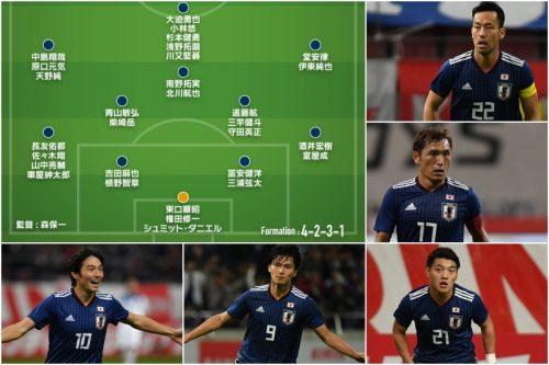 ●アジアカップに生き残るのは?…森保ジャパン全30選手を採点!