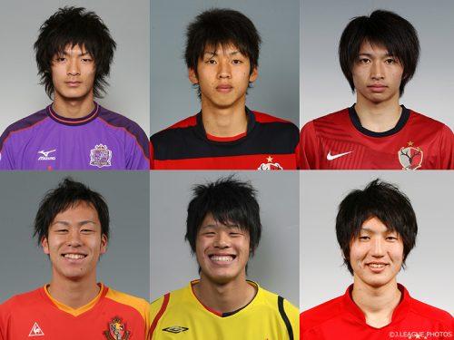 ●日本代表選手にも初々しい時期が! デビュー当時の姿を写真で振り返る