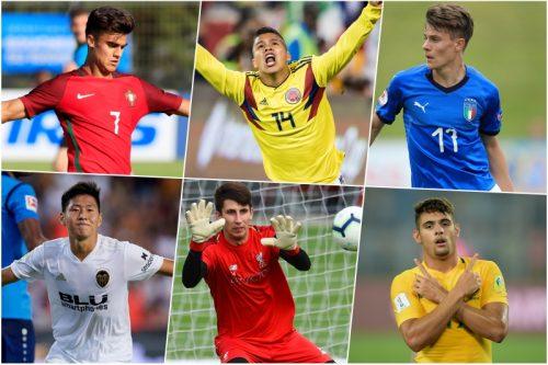 ●日本の若武者たちは勝てるのか!?…U-20W杯で対戦するかもしれない世界の若きタレントたち