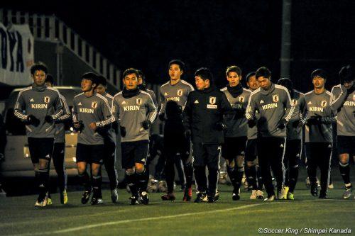 日本代表がアジアカップへ向けて始動! 森保監督「より高みを目指して」