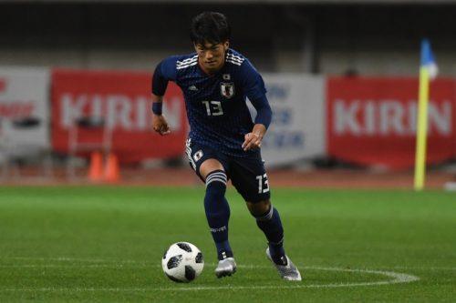 今季13得点でアジア杯メンバー入り…北川航也「エスパルスを代表して」