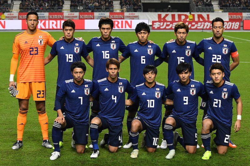 アジア杯に臨む日本代表23名決定...