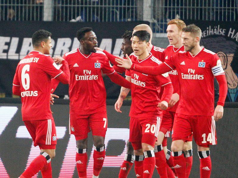 HSVが11戦無敗、前半戦首位で折り返し…酒井はフル出場、伊藤は出番なし