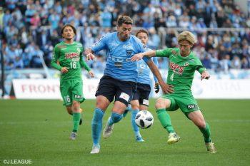 横浜FC、東京V