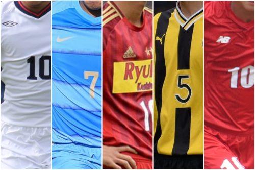 高校サッカー選手権の開幕迫る…出場校のユニフォーム、最多ブランドはどこ?