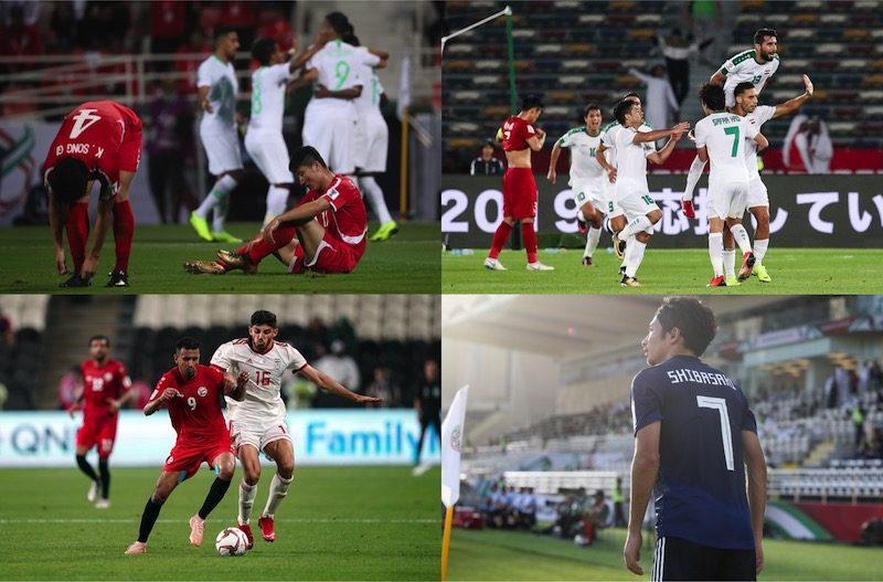 AFCアジアカップUAE2019