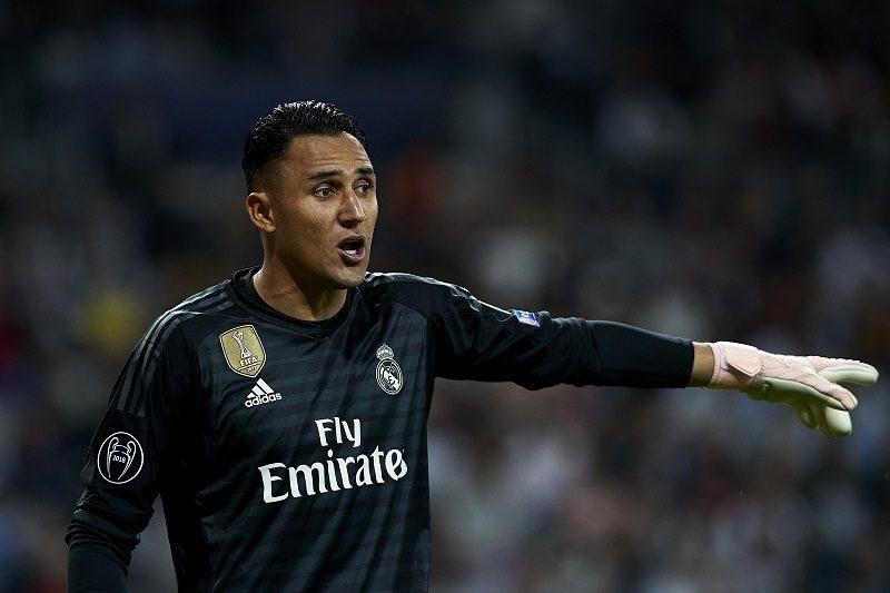 不遇のGKナバス、レアルと契約延長とスペイン紙…今季8試合に出場
