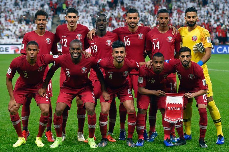「サッカーカタール代表2019」の画像検索結果