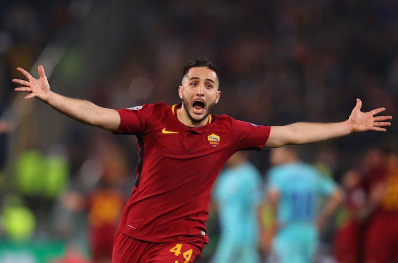 マンU、ローマのDFマノラスに関心…シーズン終了後の獲得を画策か