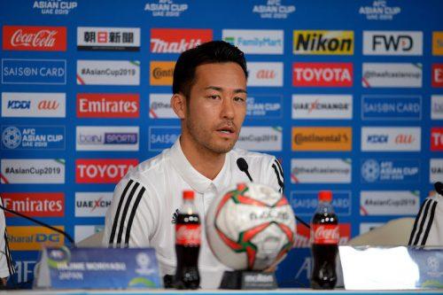引退を表明した偉大な先輩へ…吉田麻也「中澤選手は今でも追いかけている」