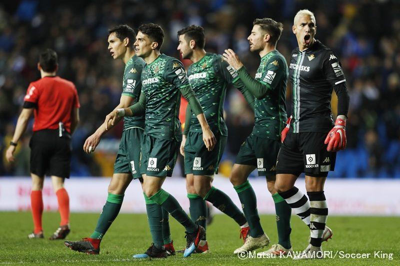 【写真ギャラリー】2019.1.17 国王杯5回戦 レアル・ソシエダ 2-2 ベティス
