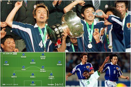 【AFCアジアカップ プレイバック】2000年大会