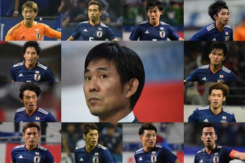 """●目指すは""""王座奪還""""…アジアカップに臨む日本代表23名を徹底紹介!"""
