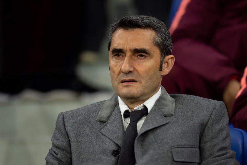 引き分けに終わったリヨン戦…バルベルデ監督が言及「オープンな結果」