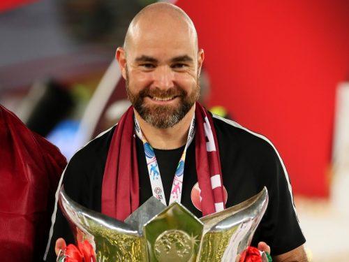 日本破りアジア杯初優勝…カタール代表監督「我々は歴史を作った」