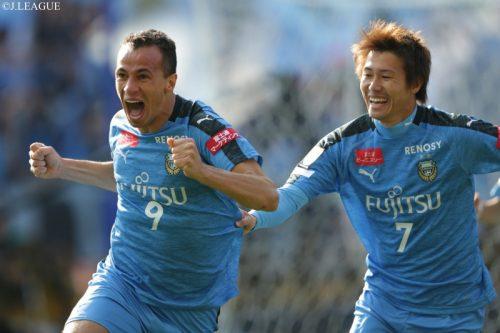 新加入のL・ダミアンが決勝弾! 川崎が浦和を下してゼロックス杯を制す