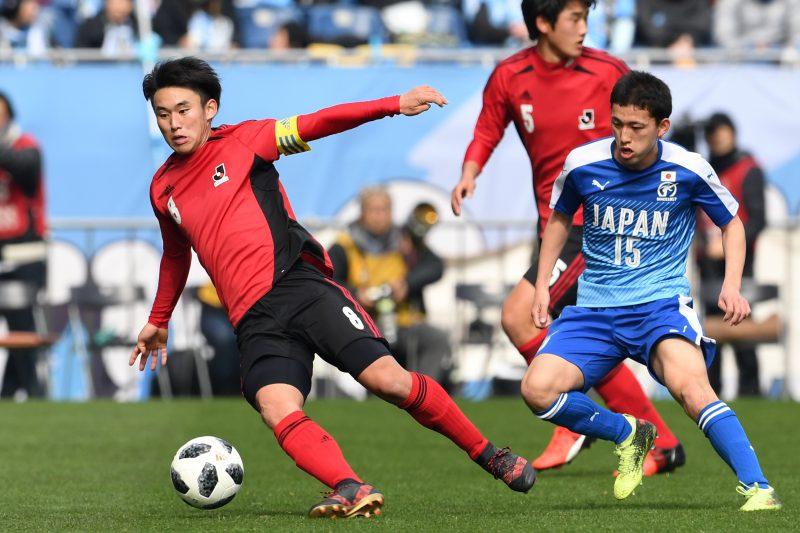 U-18Jリーグ選抜