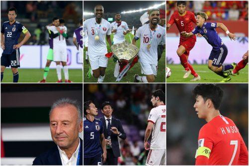 10番の離脱、2度のVAR、謝罪、チケット買い占め、奪還失敗…アジアカップで起きた14の出来事