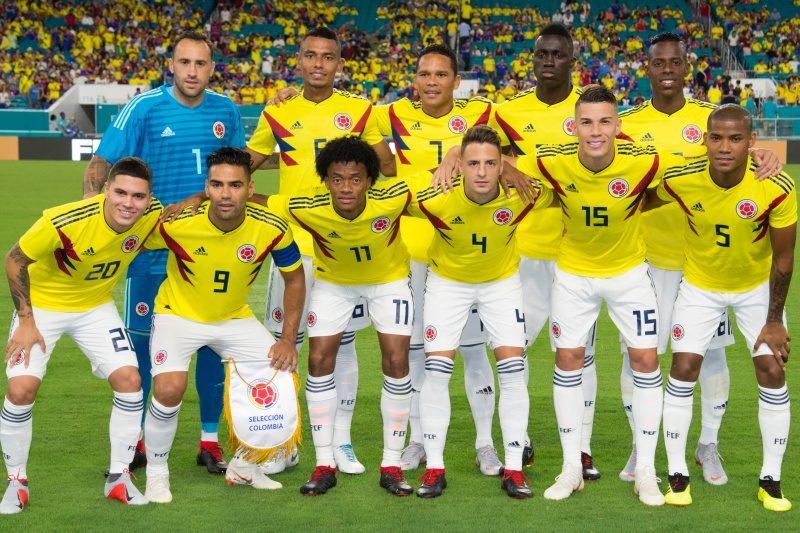 コロンビア代表