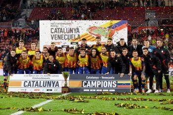 カタルーニャ代表