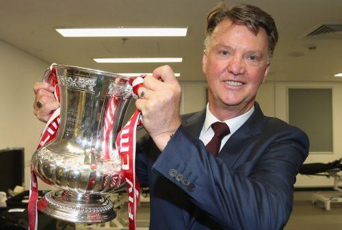 ●「私は今や年金受給者」…ファン・ハール氏、サッカー界からの引退を発表