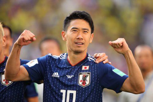 W杯以来の代表選出…香川真司、チームへの貢献誓う「全力をつくします」