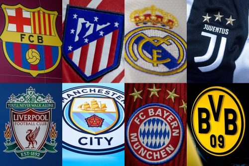 ●欧州4大リーグ終盤戦、優勝争いの状況は? スケジュールまとめ