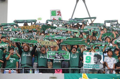 松本、今季リーグ戦ホーム初勝利…得意のセットプレー2発で神戸を下す