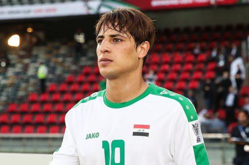 ●マンC、イラクの新星FWに興味…18歳でA代表の「10番」を背負う超逸材